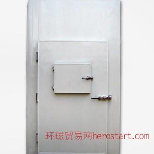 冷库半埋门保鲜冷库 制冷设备 冷库门节能高效