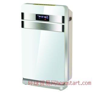 家用空气净化器oem 按键式负离子空气净化机 除甲醛喷香机