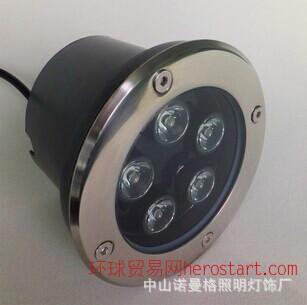 5W埋地灯LED大功率地埋灯具 道路小区广场亮化 220V 高亮