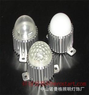 50/60mm铝底 LED3W点光源 户外楼体亮化装饰  高亮6灯质优