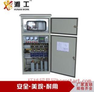 安装湘工成套低压计量箱成套电气柜电气控制柜