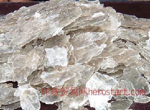 透明无斑点无杂质白云母片优质绝缘水计位云母片厂家  奥文