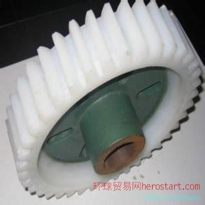 纺机/经编机配件 牵拉尼龙齿轮 精密齿轮 传动齿轮耐磨齿轮