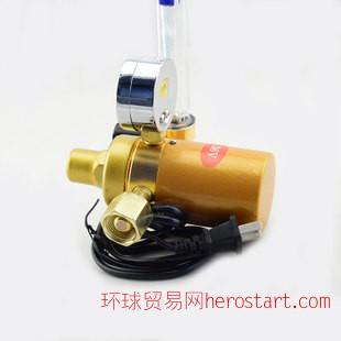减压器二氧化碳、电加热式减压器二氧表减压器 质量保证