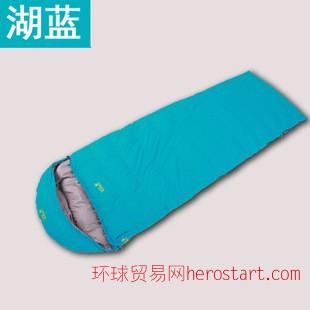 可拼接羽绒睡袋 户外超轻 野营睡袋午休保暖单人 质美价廉 热销中