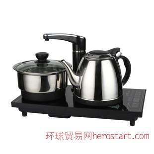 茶盘四合一电器 电热炉 电磁炉 连体四合一电器