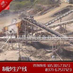 大型制砂生产线,制砂生产线价格,石料生产线,砂石生产线