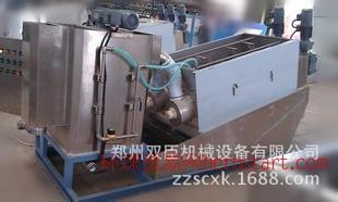 啤酒槽脱水机厂家 郑州酒槽脱水机特价 污水脱水机高效节能