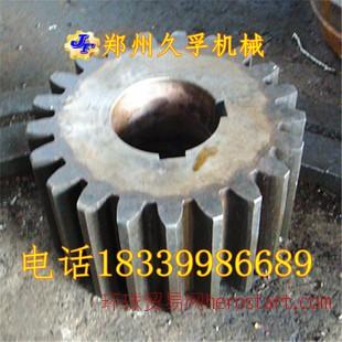 2.1米球磨机过桥齿轮 各种材质不同规格型号齿轮齿环加工