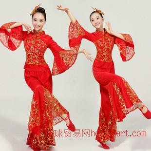 云裳广场舞服装定做成人广场舞服装新款套装批发秧歌舞蹈服