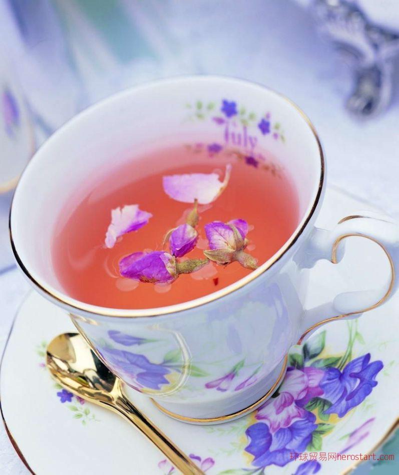 本丰 玫瑰花茶