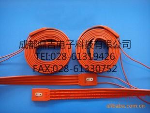新品上市加热线 电热线 屏蔽加热电缆 硅橡胶加热带