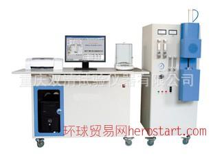 高频红外碳硫分析仪 N-HW2000B型