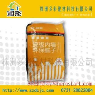 湘彩内墙腻子粉25kg高强型环保耐水腻子