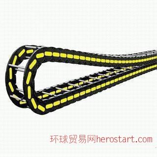 塑料拖链、尼龙拖链玻璃机械拖链