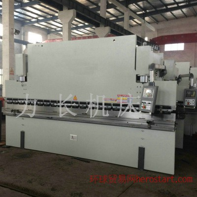 数控折弯机40T/2500 液压板料、厂家热销 不锈钢钣金加工设备