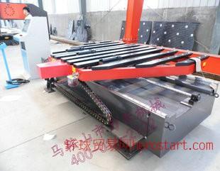 1250*3000板平台送料机钣金机械专用送料机可用于冲床剪板机