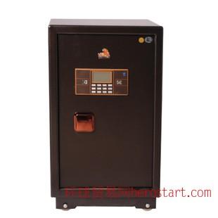 虎牌保险柜3C认证800型家用 办公用电子密码防盗保险柜保险箱