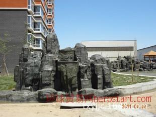 唐县怡景河北好的假山制作厂家,承揽各种假山景观工程