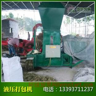 2014年权威秸秆打捆机 牧草打捆机 玉米秸秆打包机
