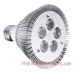 5*1W大功率LED射灯 LED照明灯杯 质保2年