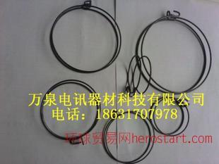 双 钢丝- 铁丝 镀锌 喉箍卡箍 一次成型机械制作!
