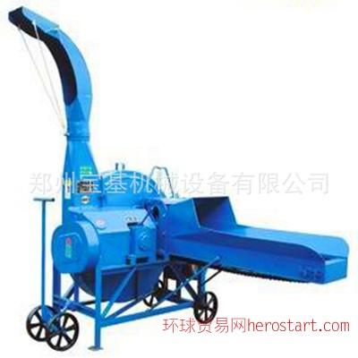 农业新机械铡草机 高效优质多功能扎草粉碎机 价格实惠