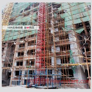 工地楼房施工ss100/100型施工电梯升降机 建筑物料提升机