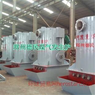 环保、节能型单段煤气发生炉、双段煤气发生炉、大型煤气发生炉。