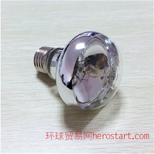 欧普照明专柜霸灯泡中间照明卤钨 H90-透明大螺口90MM 40W