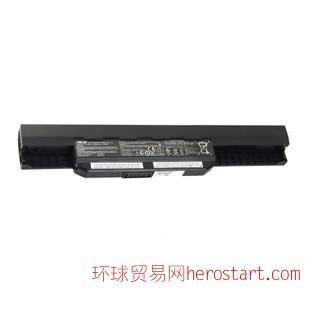 华硕原装A43S A53S K43S X43B A32-K53 X44 X53S A84笔记本电池