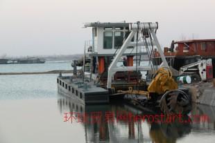 选金沙船绞吸船运输船抽砂船等选金设备