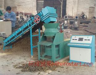 生物燃料成型机 生物质颗粒成型机 秸秆煤成型机 秸杆煤炭成型机