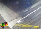 透明PVC软胶板 桌面胶板茶几台面橡胶垫 PVC地胶板软玻璃