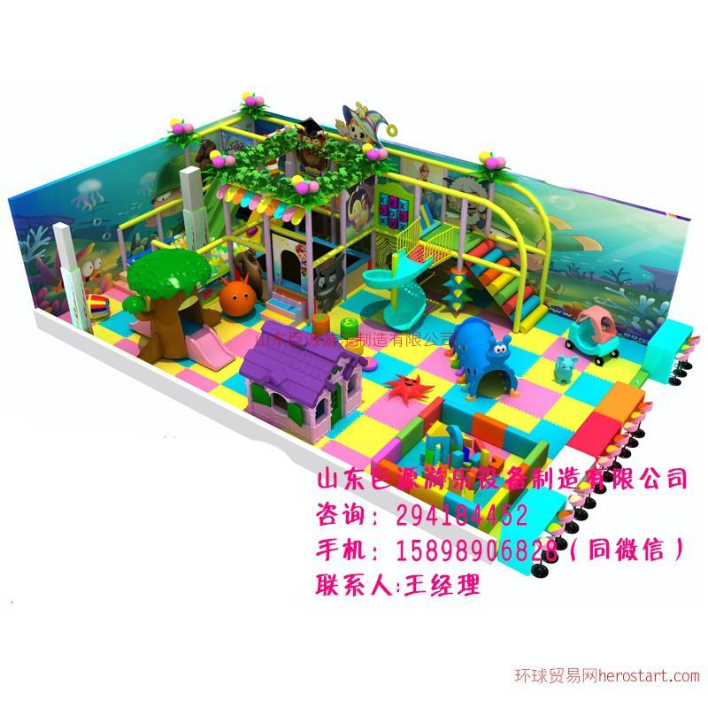 山东淘气堡 济南儿童乐园厂家 淘气堡游乐设施 室内淘气堡价钱