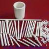 氧化铝陶瓷管、棒,专业生产氧化铝耐磨陶瓷、陶瓷密封件