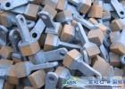 高效细碎机使用的细碎锤头加入稀有合金元素抗磨料磨损效果好吗