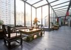 别墅洋房专用附建阳光房 花园景观房 庭院房