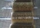 蓄电池厂专用钢丝辊\蓄电池切刷一体机钢丝辊\去氧化层打磨钢刷