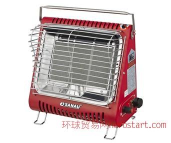 便携燃气取暖炉  家用壁挂燃气炉 煤气暖风机