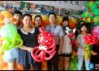 合肥氦气球公司 气球艺术装饰 每月订货会气球装饰