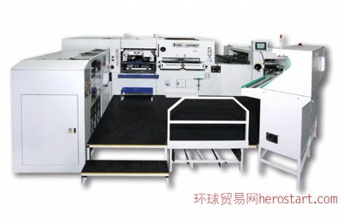 TM1300全自动烫金模切机