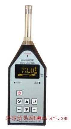 AWA5661型精密脉冲声级计