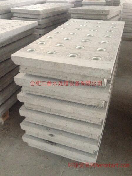 钢筋水泥滤板预制板应用