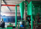 大型实用高产节能环保商标纸磨粉机 日产10吨
