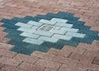 供青海渗水砖和西宁彩砖