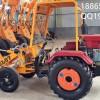农用四轮拖拉机改装铲车厂家家用铲料小四轮铲车图片