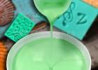 米老鼠翻糖食品模具用的硅胶
