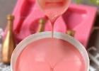 糖艺食品级模具用的加成型液体硅胶