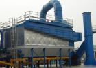 新疆除尘器金宏河除尘器ZC型机械回转反吹扁袋除尘器